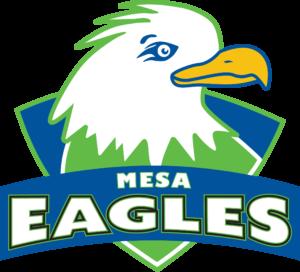 MESA Eagles mascot